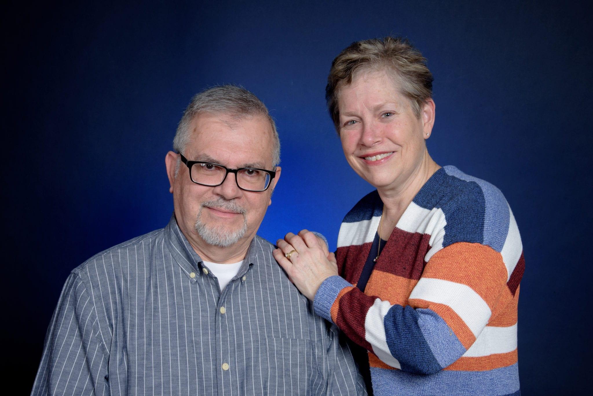 Tim and Jeanne Davies